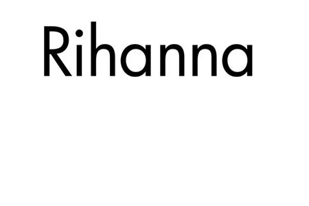 Picture for category RIHANNA